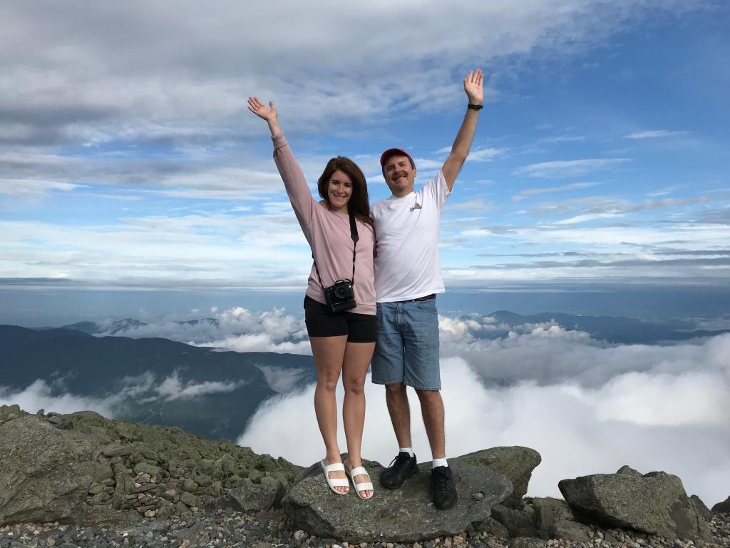 Summit of Mount Washington
